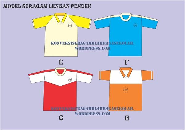 Kaos Olahraga Perempuan 081802627600 Seragam Olahraga Guru